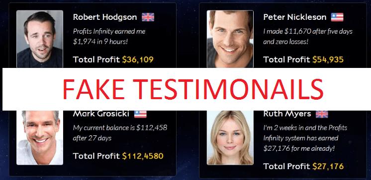 profits infinity review