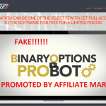 Binary Options Probot Review – Scam or Legit Software?