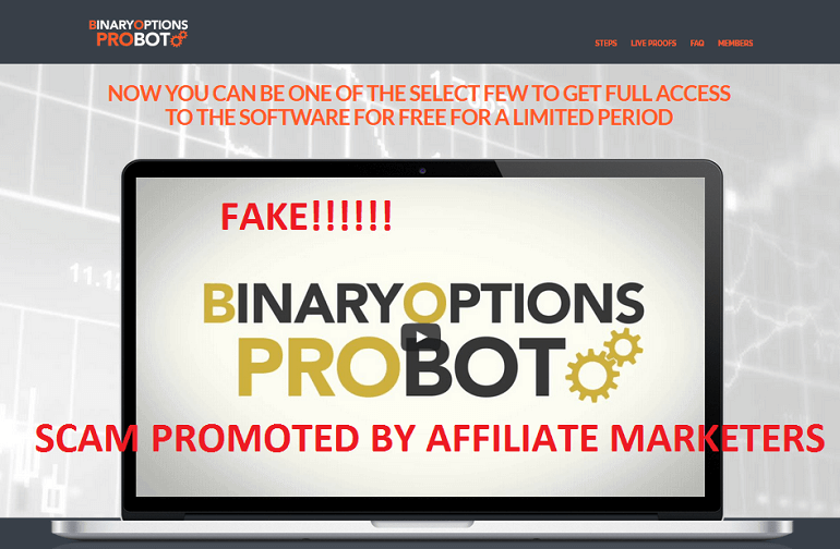 binary options probot review