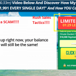 Lazy Millionaire Review – Confirmed Scam ; Don't Waste Money!!