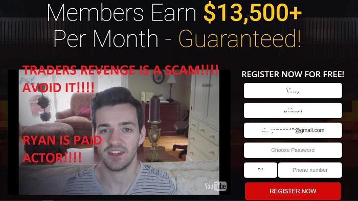 traders revenge scam