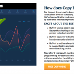 4* Copy Buffett Review – Legit Software; NO Scam : Find Out Why!!