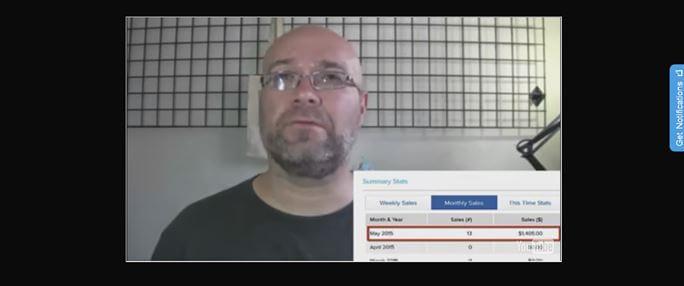 free profit code fake testimonials