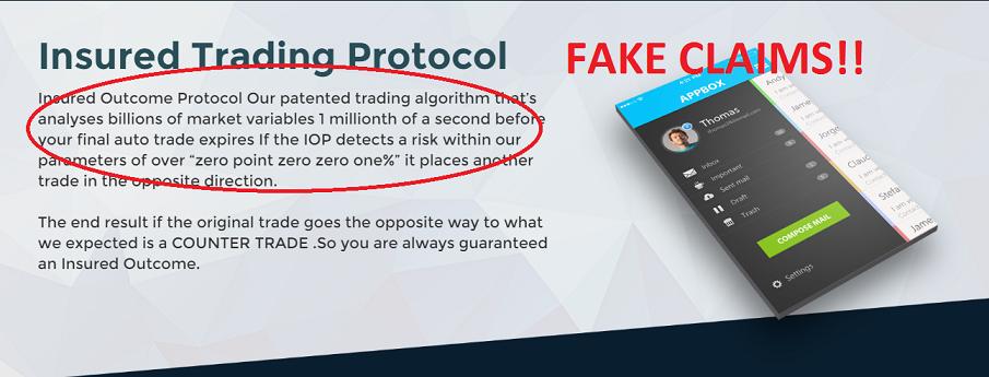 fake claims