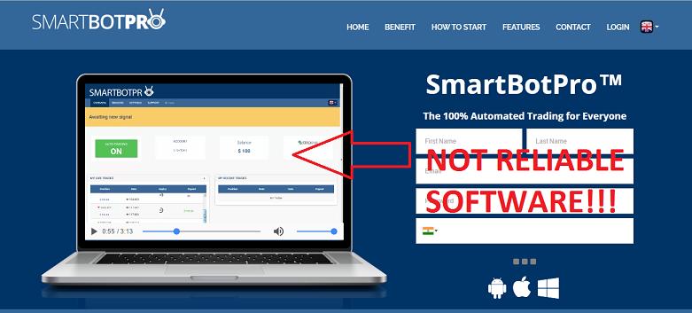 smartbotpro is a scam