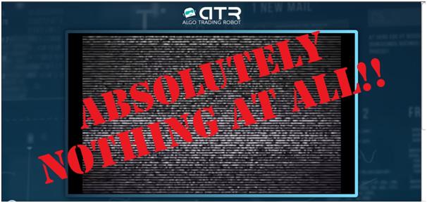 algo trading robot review