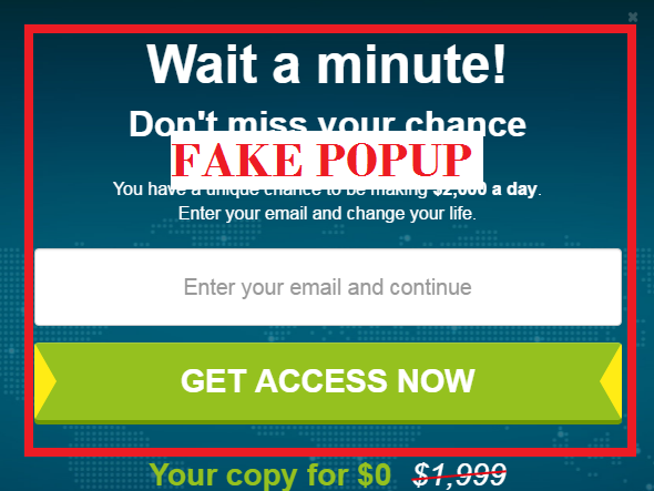 financial freedom system scam