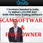 Cloud Track Trader Is 100% Scam! Unbiased Review!