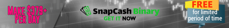 Snap cash binary scam