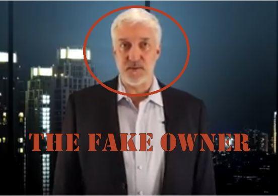 fake owner