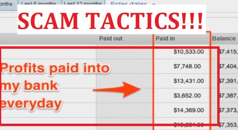 scam tactics