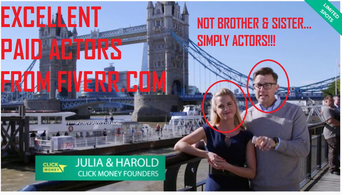 paid actors