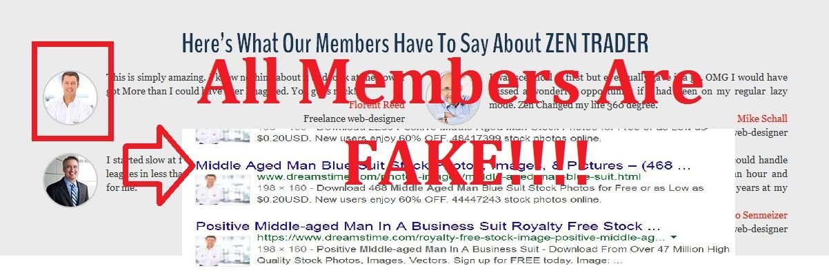 fake members