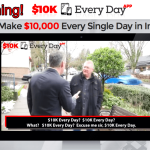 10K Every Day App Review – 100% Scam! We Have Proof!