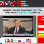 Binary Options Millionaire Is Scam! Check Sofy's Review!
