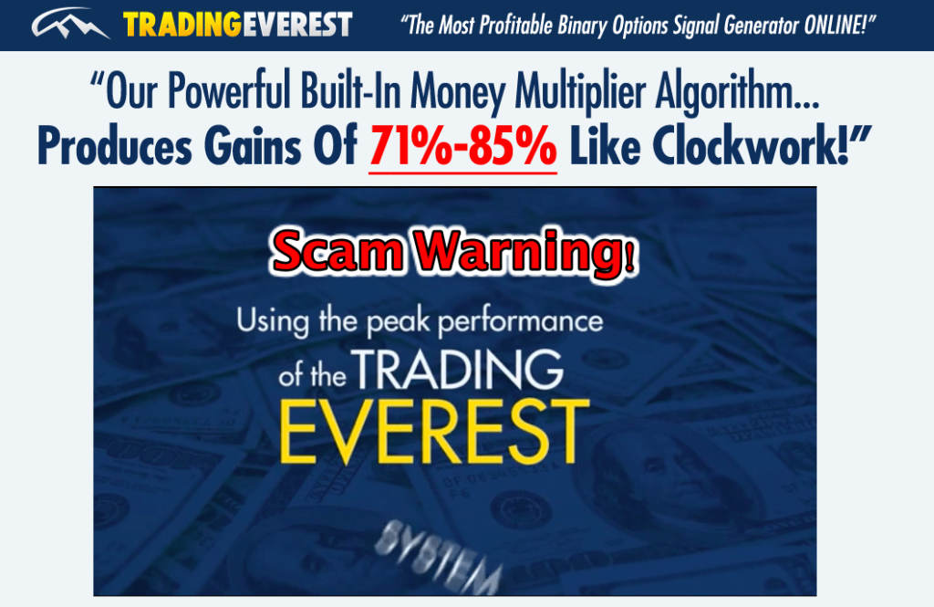 Everest binary options