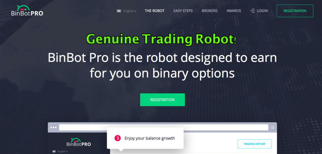 Binary options review site