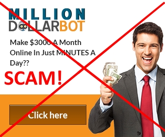 Million Dollar Bot is a SCAM!