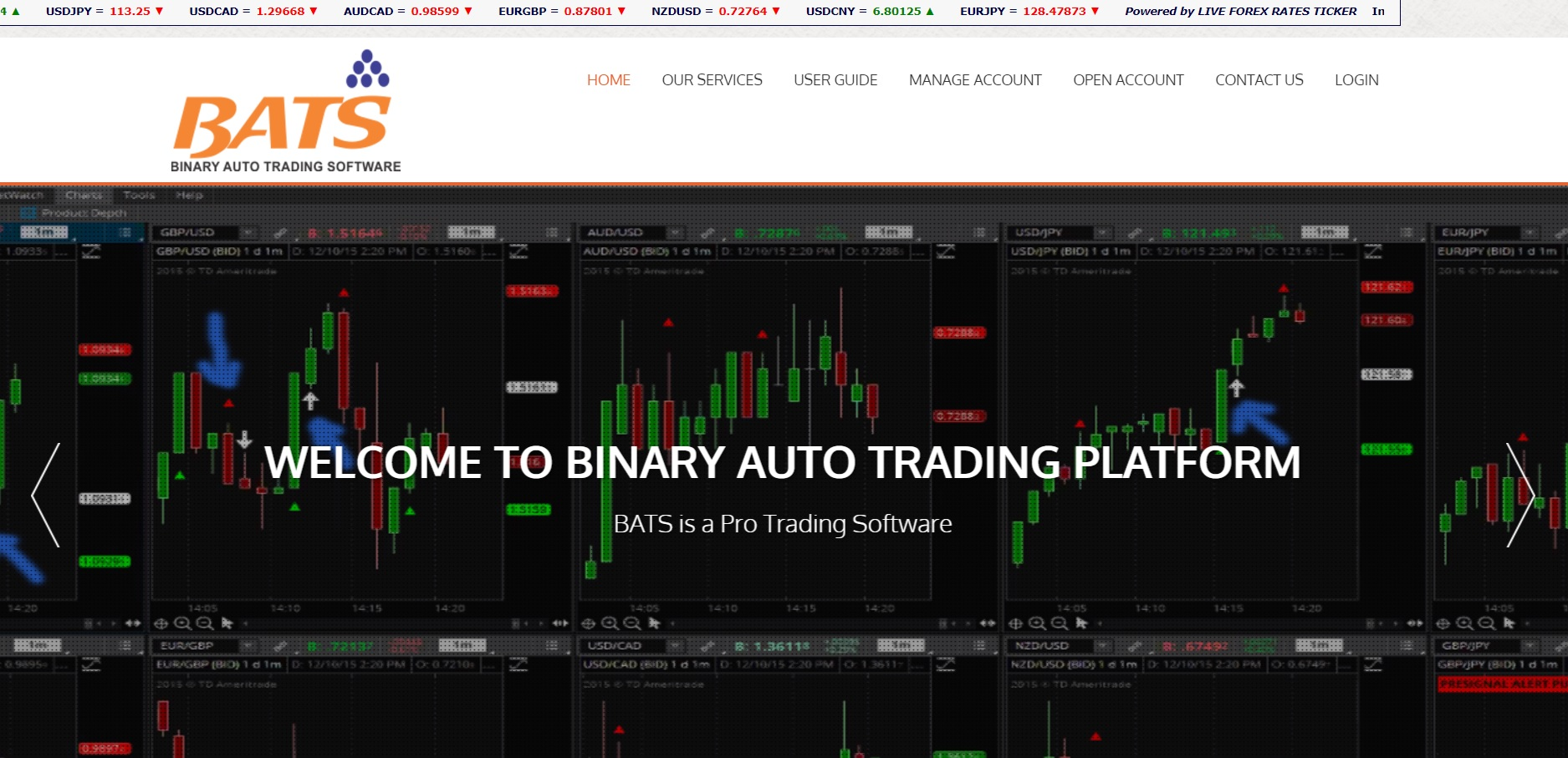 Best binary auto trader 2017