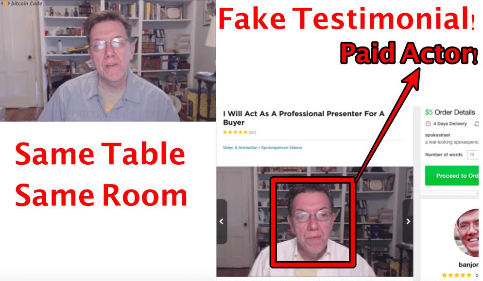 falska vittnesmål