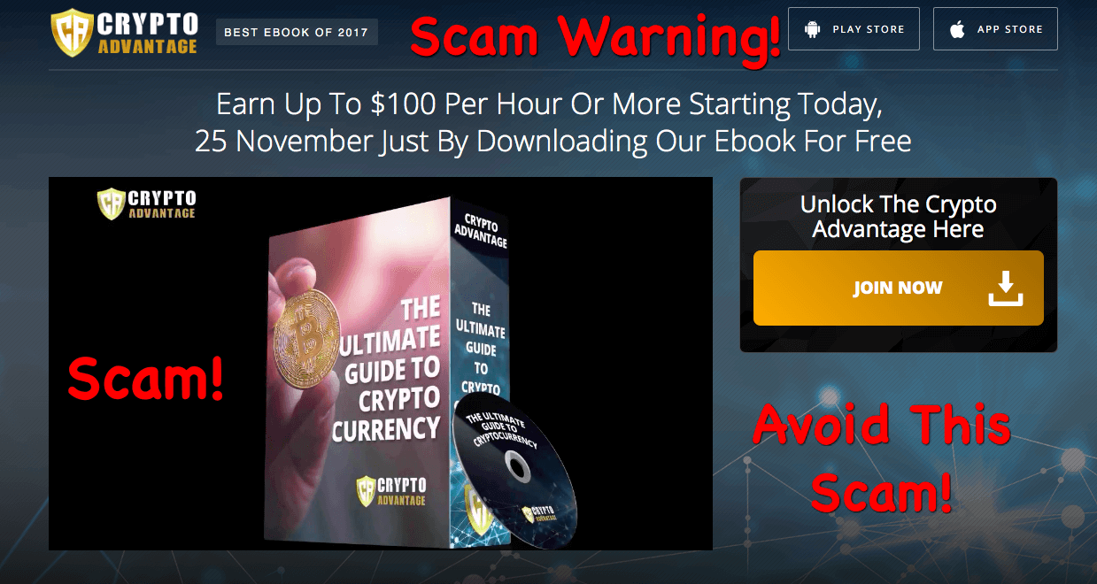 Crypto Advantage Review - Another Scam Exposed By Sofy!