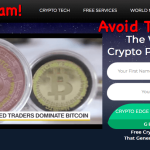 Crypto Edge Review – Another Crypto Scam Exposed!