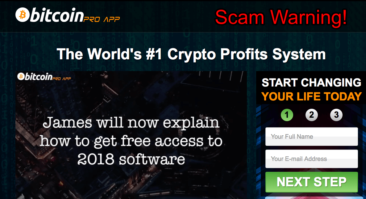 Bitcoin Pro Review - Another Crypto Scam? Yes! Find Out Why!