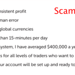 Traders Vendetta Review – It Is 100% Scam Robot! Avoid It!