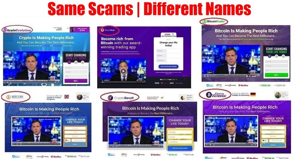 bitcoin pro cloned scam